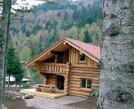 Les diffrents types de maisons ossature bois for Les types de maison